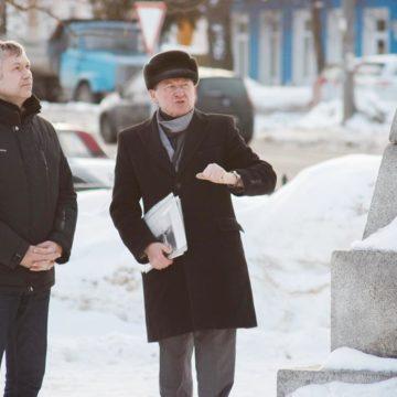Вологда: экскурсовод А. Сазонов, обзорная экскурсия по Вологде