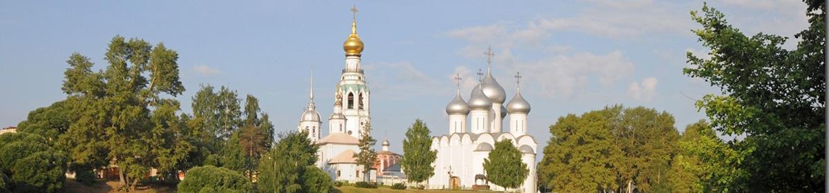 Экскурсии по Вологде — экскурсовод Александр Сазонов