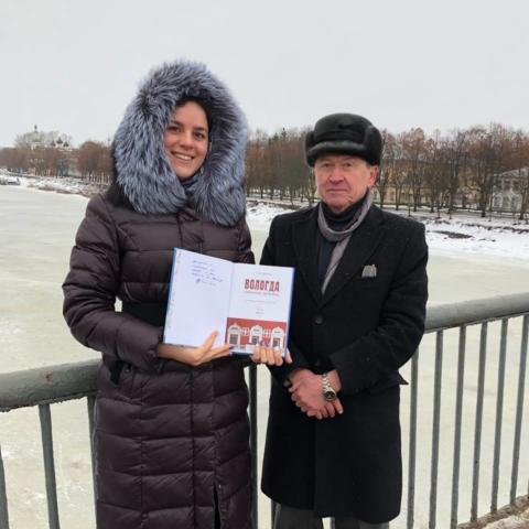 Вологда: экскурсовод А. Сазонов, отзывы об экскурсиях