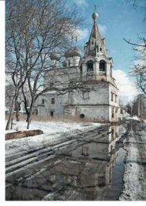 Вологда достопримечастельность, экскурсии в Вологду