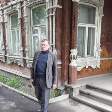 Вологда: экскурсовод А. Сазонов