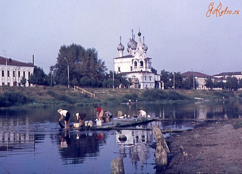 Фото 2 Река Вологда
