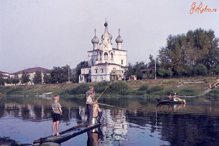 Фото 3 Река Вологда
